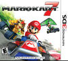 Box art for the game, Mario Kart 7.