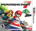Box art for the game, Mario Kart 7.