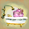 Miss Petunia Silver frame LM3DS.png