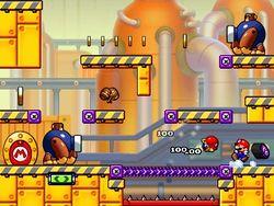 Level 3-5 of Runaway Warehouse