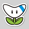 Nintendo Badge Arcade - Boomerang Flower (Mario Kart 8).jpg