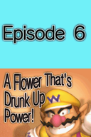 Episode 6's title card from Wario: Master of Disguise.