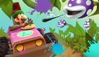 Crafty Tropics course icon from Mario Kart Live: Home Circuit