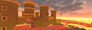 DS Airship Fortress R/T from Mario Kart Tour