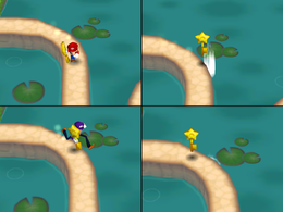 Unhappy Trails from Mario Party 7
