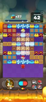 Stage 404 from Dr. Mario World since March 18, 2021