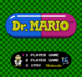 Dr Mario NES title screen.png