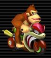 Donkey Kong's Flame Runner