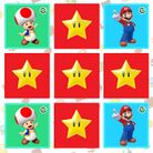 Thumbnail of Online Super Mario Memory Match-Up Game