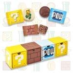 Mario block assorted sweets set from Super Nintendo World