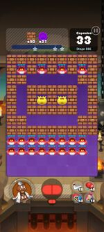 Stage 896 from Dr. Mario World