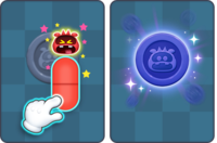 Virus Coin from Dr. Mario World