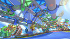 <small>GCN</small> Baby Park from Mario Kart 8 - Animal Crossing × Mario Kart 8 downloadable content.
