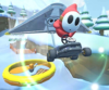 The icon of the Lakitu Cup challenge from the 2019 Winter Tour and the Monty Mole Cup challenge from the Frost Tour in Mario Kart Tour