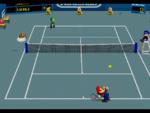 Composition Court in the game Mario Tennis (Nintendo 64).