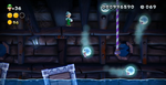 Haunted Cargo Hold from New Super Luigi U.