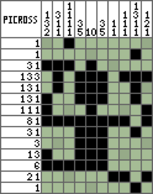 Picross 164 1 Color.png