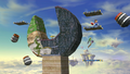 Challenge 7 from the first row of Super Smash Bros. for Wii U