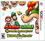 Mario & Luigi: Bowser's Inside Story + Bowser Jr.'s Journey Box art
