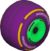 The Slick_Purple tires from Mario Kart Tour