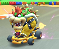 The icon of the Daisy Cup challenge from the Summer Festival Tour in Mario Kart Tour.