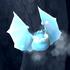 An ice bat
