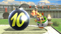 Challenge 105 from the eleventh row of Super Smash Bros. for Wii U