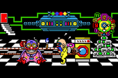 Part of Wario-Man's story in WarioWare: Twisted!