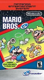 the cover for the game