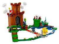 The LEGO Super Mario Guarded Fortress Expansion Set.