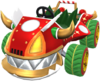 Holiday King from Mario Kart Tour