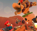 Dry Bowser Cup Challenge from Mario Kart Tour