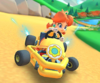 The Rosalina Cup Challenge from the London Tour of Mario Kart Tour