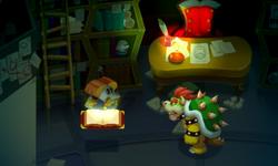 Yikk in Mario & Luigi: Bowser's Inside Story and Mario & Luigi: Bowser's Inside Story + Bowser Jr.'s Journey.