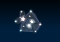 Goomba's constellation in the game Mario Party 9.