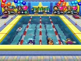 Mario Medley in Mario Party 4.