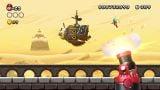 NSMBU Mario Shot At Morton's Airship.jpg