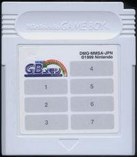GB Memory Cartridge