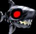 Rendered model of the Kobone enemy in Super Mario Galaxy.