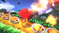 Challenge 97 from the tenth row of Super Smash Bros. for Wii U