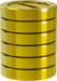 Artwork of a Coin Stack, from Super Mario 3D World.