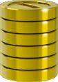 Coin Stack Artwork - Super Mario 3D World.png