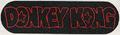 Donkey Kong Logo Black.png