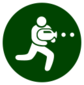 Event icon used for Dream Shooting in Mario & Sonic at the Olympic Games Tokyo 2020