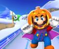 Wii DK Summit R from Mario Kart Tour