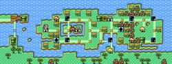Giant Land map