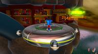 Mario in Battlerock Barrage