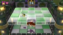 Bowser Jr.'s Bonk Battle, from Mario Party 10.