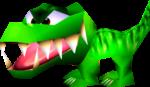 A Klaptrap from Donkey Kong 64,