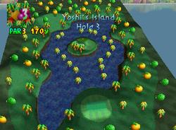 Yoshi's Island hole 3